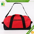 High quality sports travel bag polyester luggage bag
