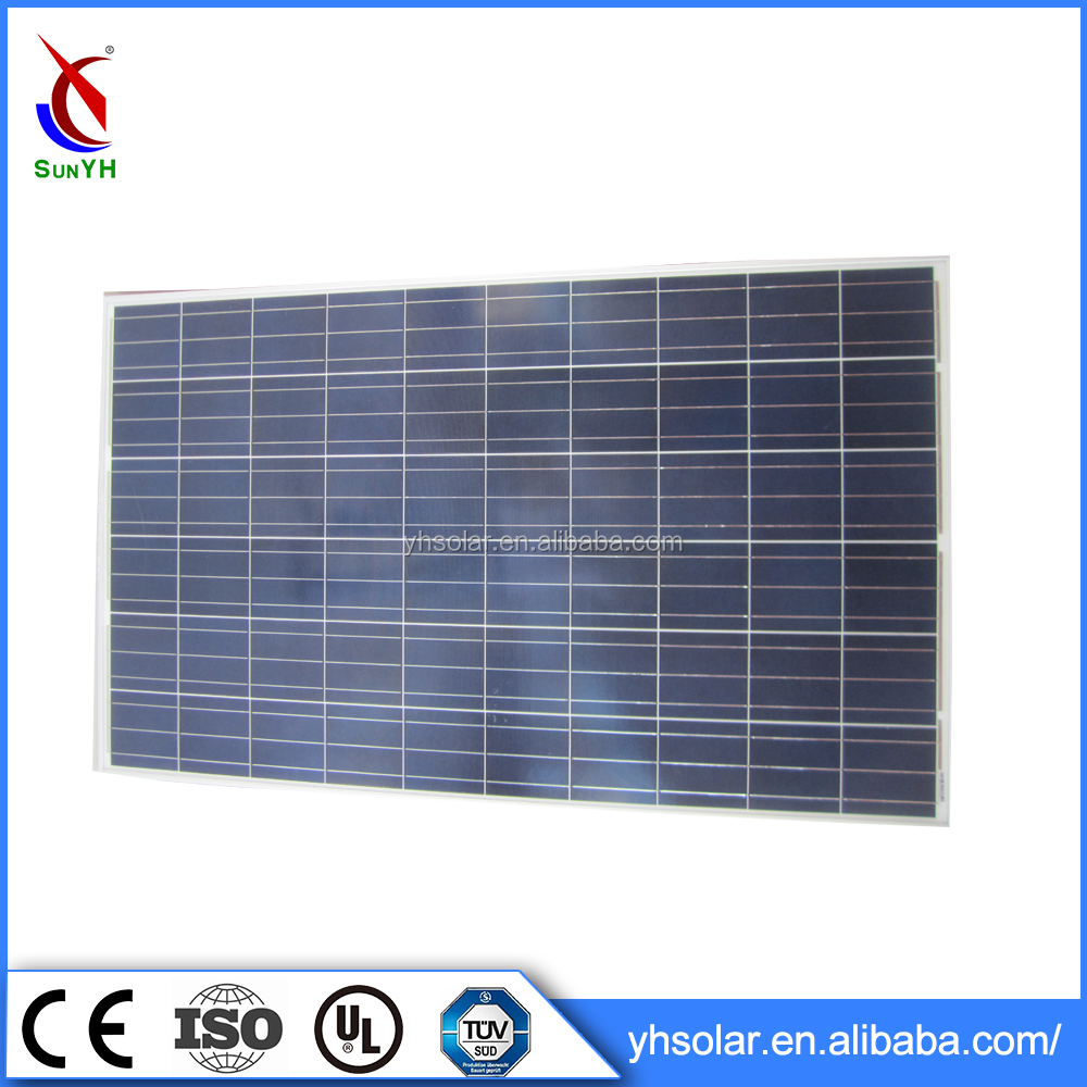 Wholesale 6 inches solar cell / 250w sunpower solar panels