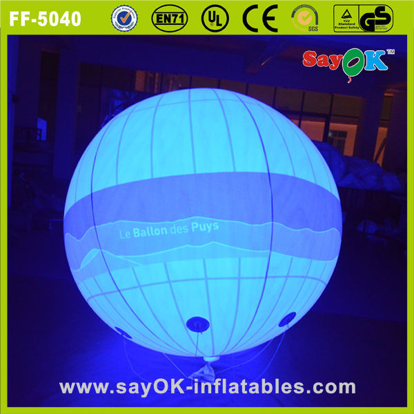 advertising inflatable balloon price helium blimp helium balloon with gas