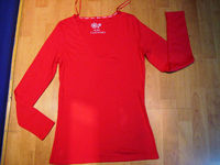 LADIES LONG SLEEVE T SHIRT (Garment Stock lots / Apparel Stock / stocklots / Garment Apparel from Sri Lanka)