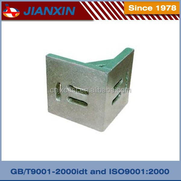 Testing inspection cast iron angle plate