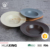 Chaozhou factory sell hot colourful soup plate ceramic for restaurant