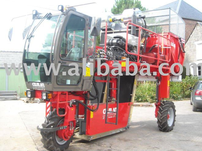 1 ROW AUTOMATIC TOBACCO HARVESTER