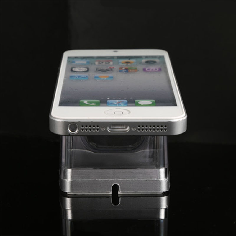 Acrylic mobile phone anti-theft security display