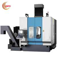 SVW60C High Accuracy HSK Spindle 5 Axis Machining Center