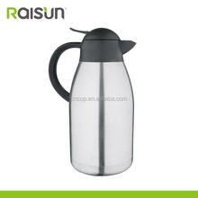 best selling classic stainless steel double wall insulated vacuum coffee pot supplier