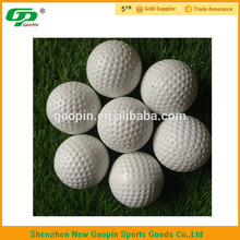 Wholesale and Cheap plastic one piece golf practice ball