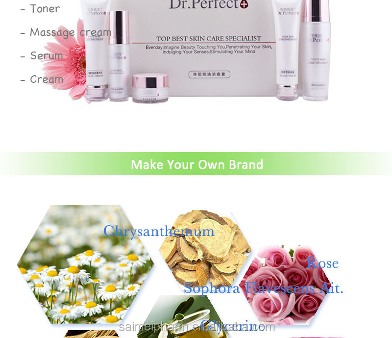 Facial care product face massage cream anti-acne massage cream oil-control and nourishing cream