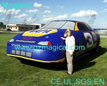 inflatable car/inflatable advertising model