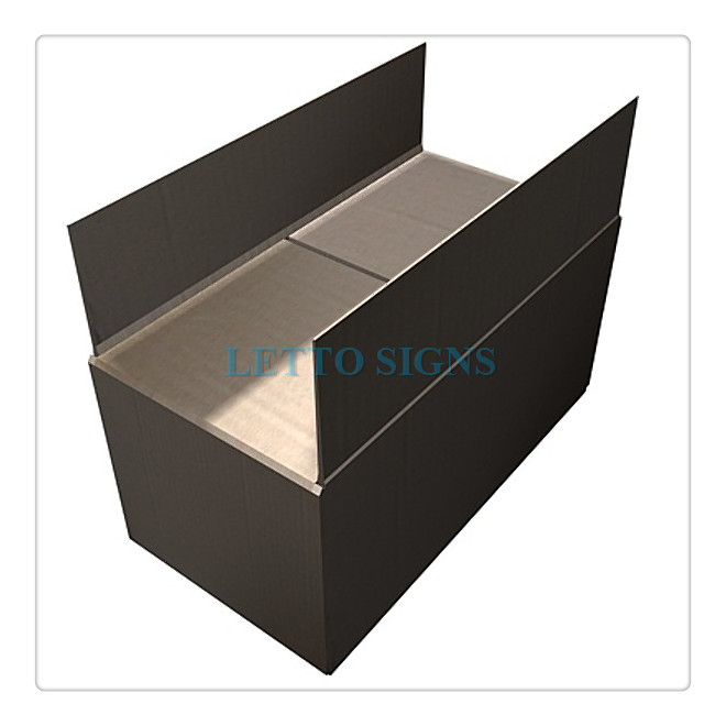 Trade assurance red wine cardboard boxes waterproof corrugated cardboard
