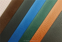Popular zk841 PVC synthetic leather for motorbike seat cover /pvc rexin leather since 1986