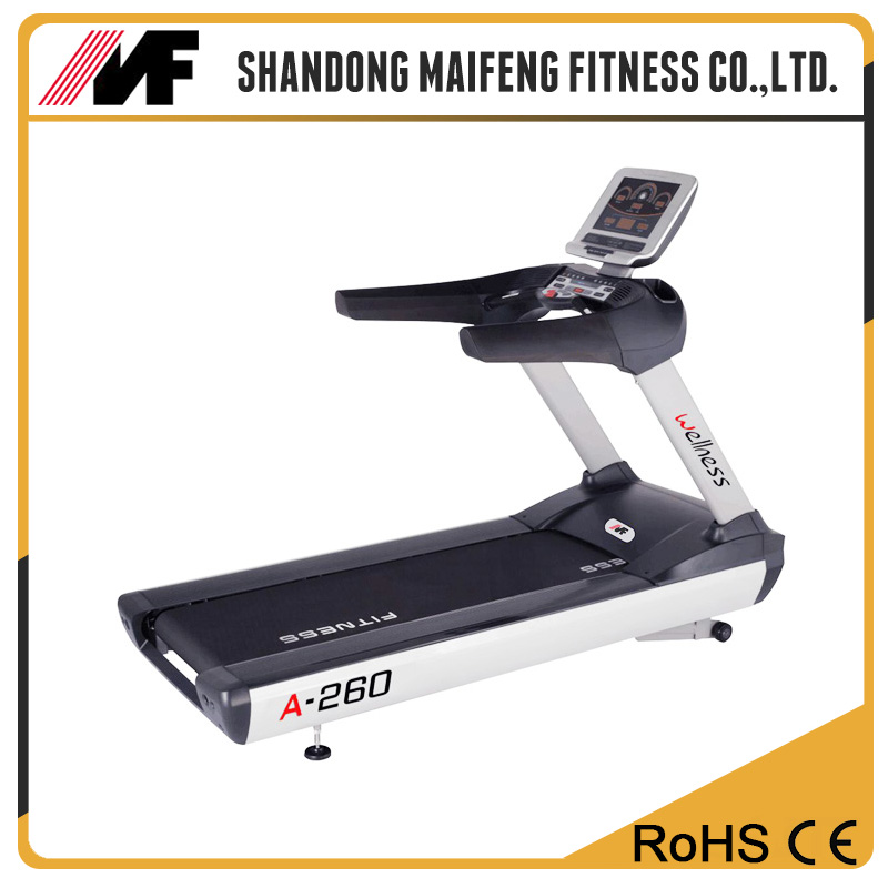 gym club use treadmill commercial use treadmill/easy installment treadmill