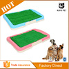 COLORFUL PET POOP AND PEE PATCH PLASTIC DOG TOILET GRASS MAT DOG TOILET