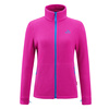 Windproof Women Polyester Bomber Varsity Polar Fleece Jacket