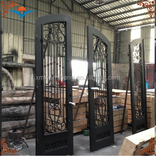 Factory custom-made cast iron door/cheap custom door/custom flat irons