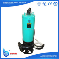 Electric single stage WQS series pool pump