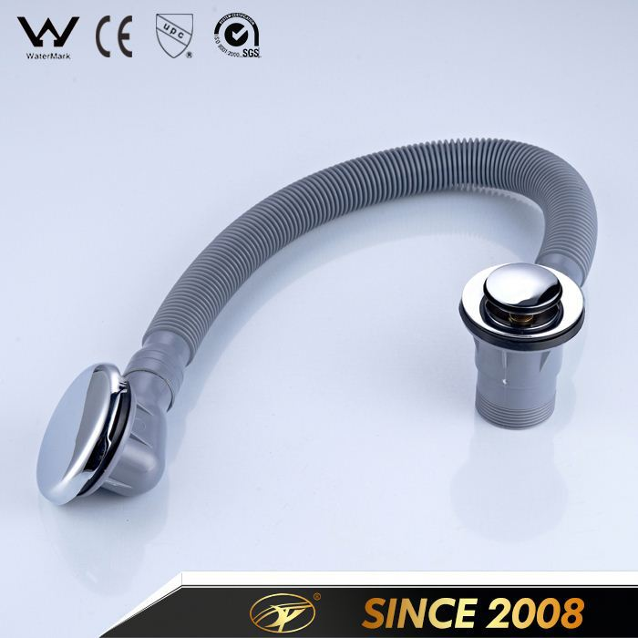 15 years factory good quality flexible drain pipe for bathtub
