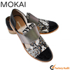 Hand made pure leather ladies pump shoes soft leather flat shoes latest ladies shoes designs