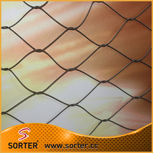 metal stainless steel wire mesh fencing panels for anti-hill mesh/aviary mesh