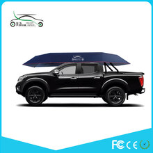 Portable waterproof folding garage car cover