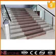 Factory Price Granite Stairs Treads And Risers