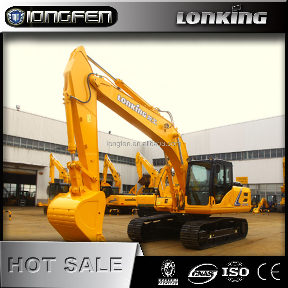 Lonking/Liugong/ 22 ton excavator for sale with low price
