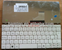 SP/LA Teclado for acer aspire one 532h white spanish laptop keyboard