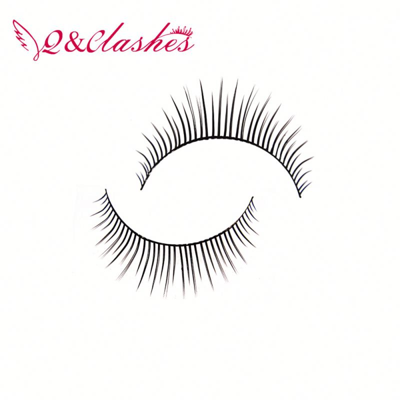 wholesale thick chinese makeup brands 3d silk eyelashes