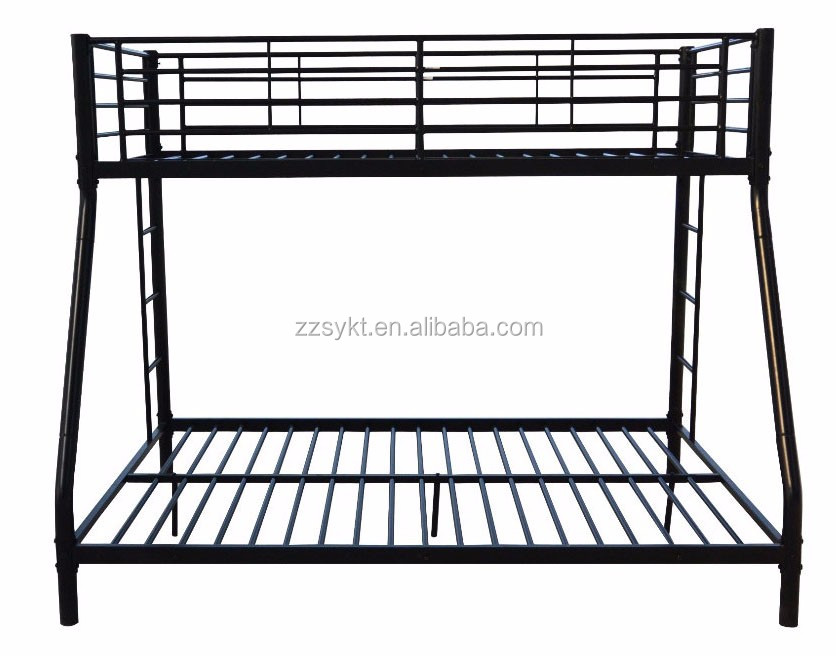 High quality metal 3 person children beds kids bunk beds frame wholesale