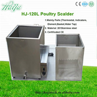 Scalding pool/scalder for poultry chicken duck goose chicken slaughter house