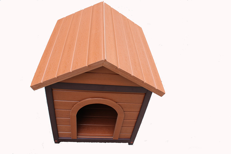 outdoor waterproof wooden dog house