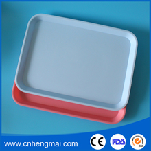 Professional Sterile Dental Autoclavable Plastic Instrument Tray