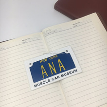 Plastic USA Car License Plate Frame