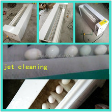 semi-automatic water jet drain cleaning machine for egg cleaning use (Email:sophie@jzhoufeng.com)