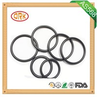 black gas impermeability resistance IIR o-ring for injector