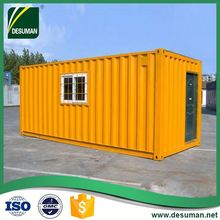 DESUMAN china new products SGS time and labor saving granny flat container house price precast house