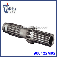 Counter Shaft for Massey Ferguson, MF Agricultural Tractor Parts, Transmission Components, 906422M92, 22/15/20, Countershaft