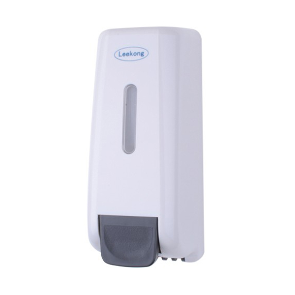 400ML China Hospital Plastic Wall Mount Waterless Toilet Seat Cleaner Foam Sanitizer Dispenser