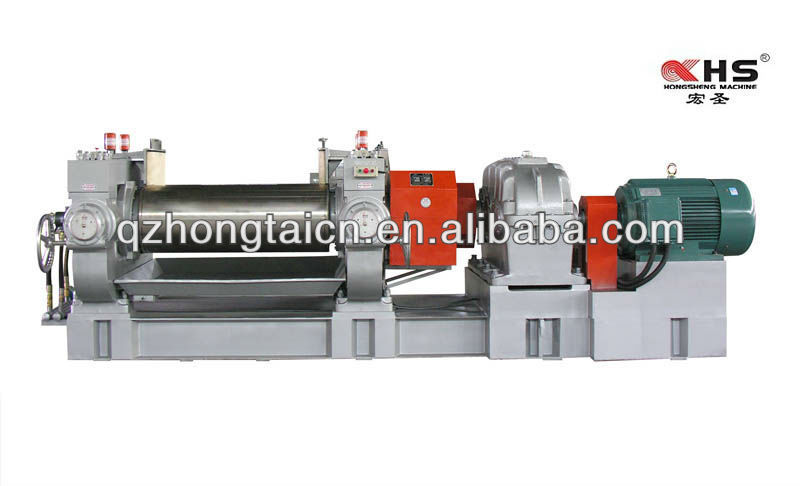 Superior two rolls mixing mill machine