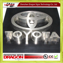 New style toyota car logo signs for China
