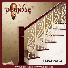 prefab antique wrought iron stair railings for sale
