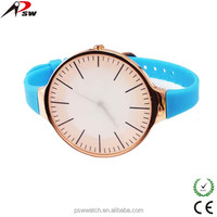Think brand big dial lady vogue watch hot sale china factory
