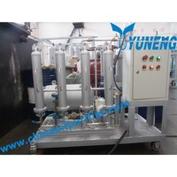 Yuneng CYJ Waste Tyre Pyrolysis Oil Distillation Plant