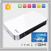 2015 brighest projector resoultion ANSI lumens 500 (xgimi-SLP1500Lumens)