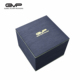 Custom Luxury Special Paper Watch Box Case Storage Packaging with Plastic Pillow
