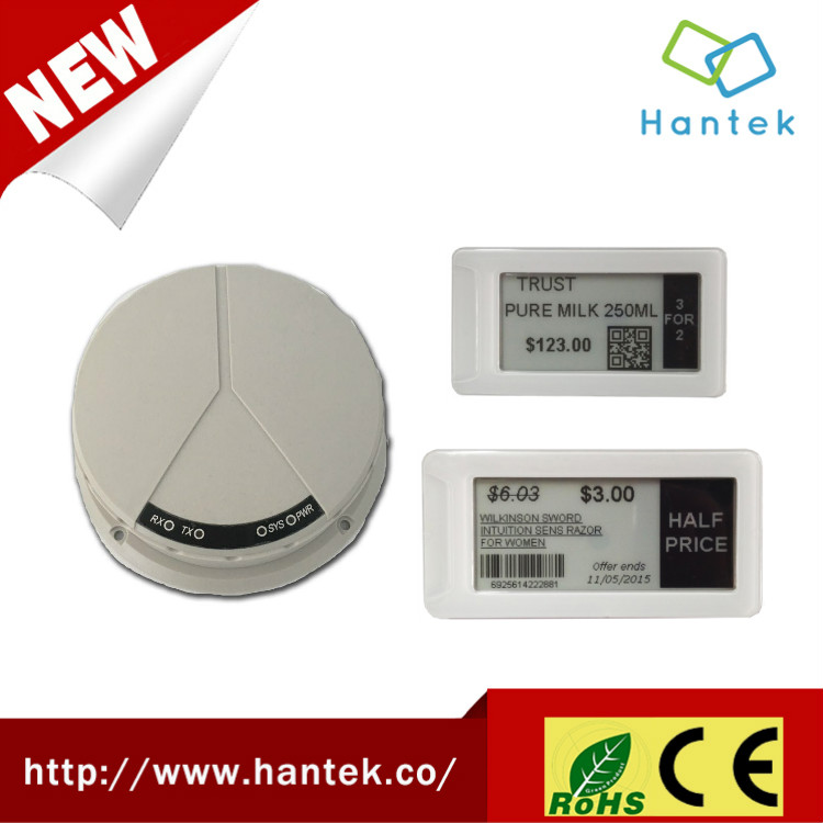 Hantek e-paper display esl price tag