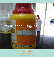 Biological Pesticide Imidacloprid 350g/l SL 1L Packing For Farmers