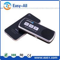 New design Bluetooth Handsfree Speaker Car Kit for Mobile Phone HF-610