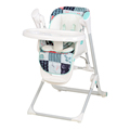 Children table strap to chair high chair with swing for feeding (TY838)