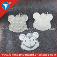 logo stamped custom metal tag label wholesale ,cheap metal tag label with engraved brand logo